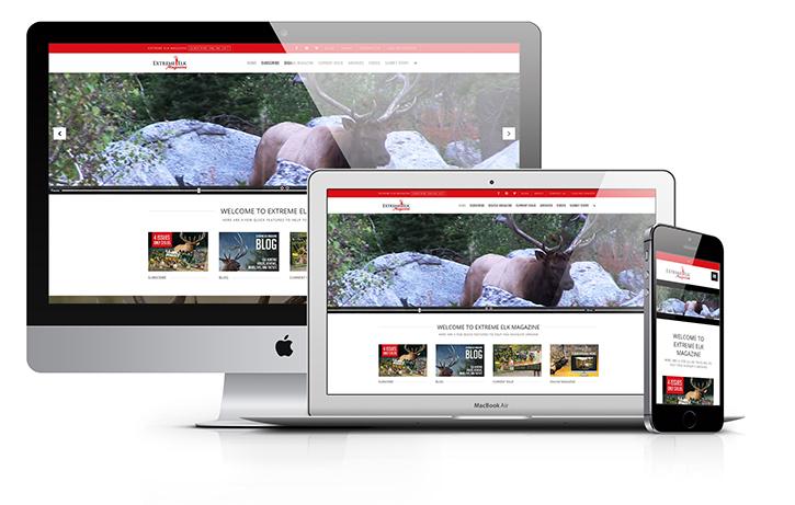 Extreme-Elk-Magazine-Hunting-Website-Design
