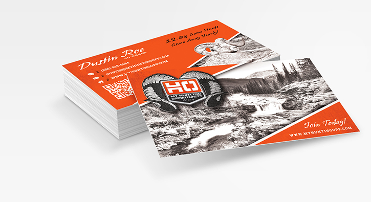 My-hunting-opp-outfitter-business-card-design
