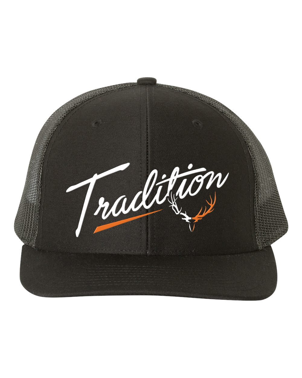 Angry Mountain Productions Tradition Series Logo Hat Design