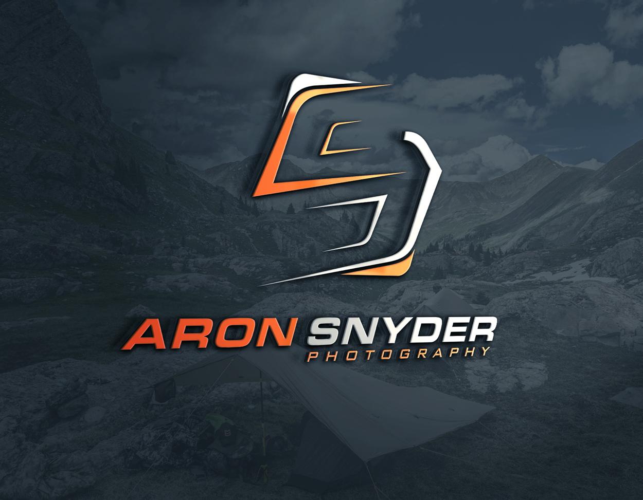 Aron Snyder Outdoor Photography Logo Design