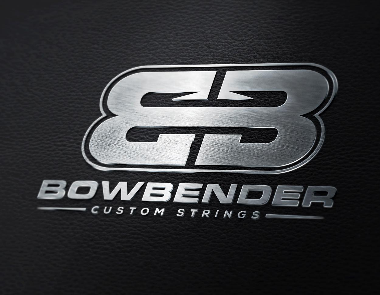 Bowbender Custom Bow Strings Logo Design