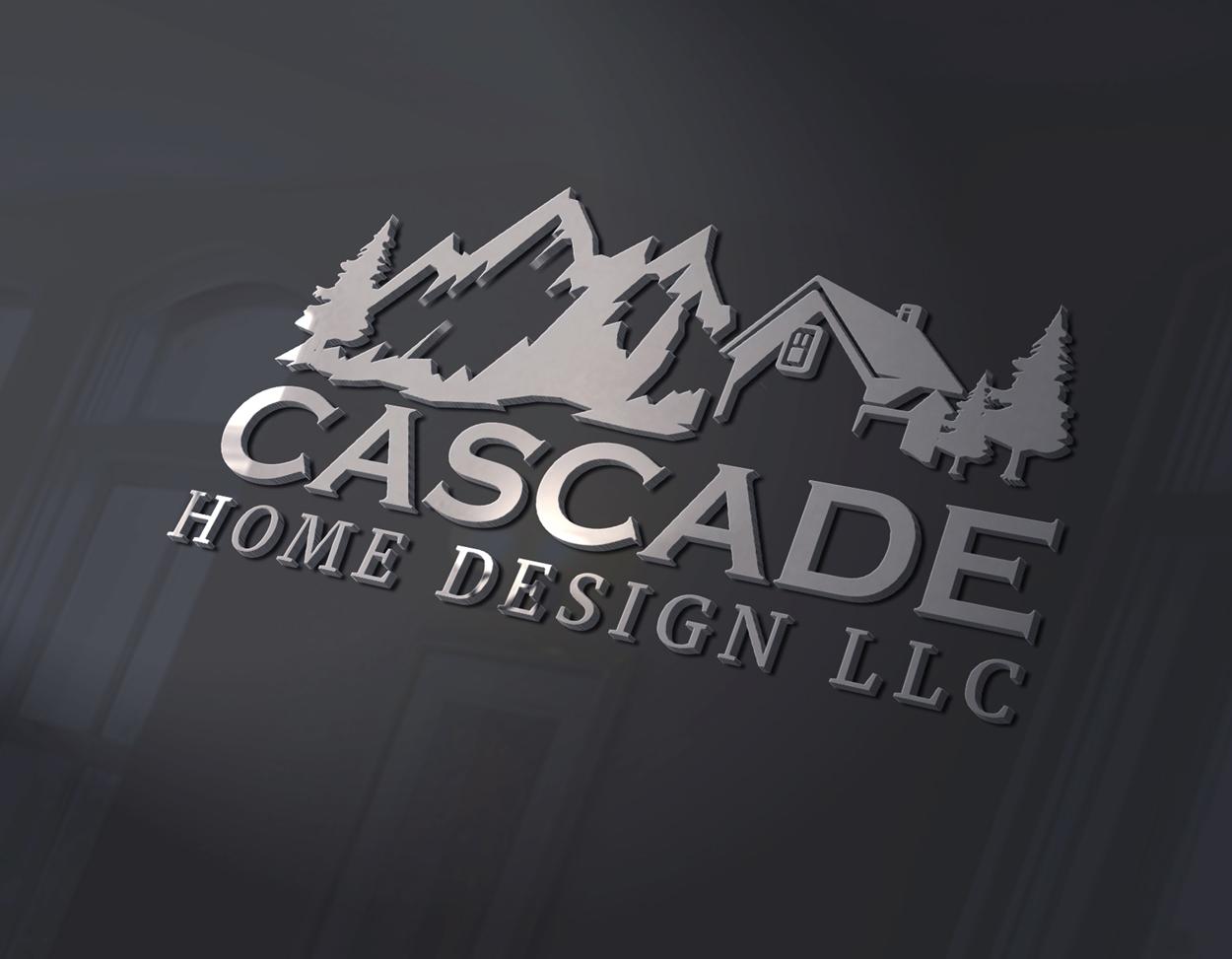 Cascade Home Architect Logo Design