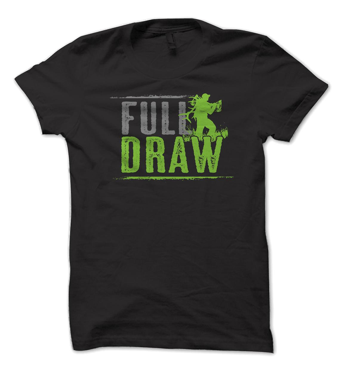 FDFT Kids Bowhunting Shirt Design