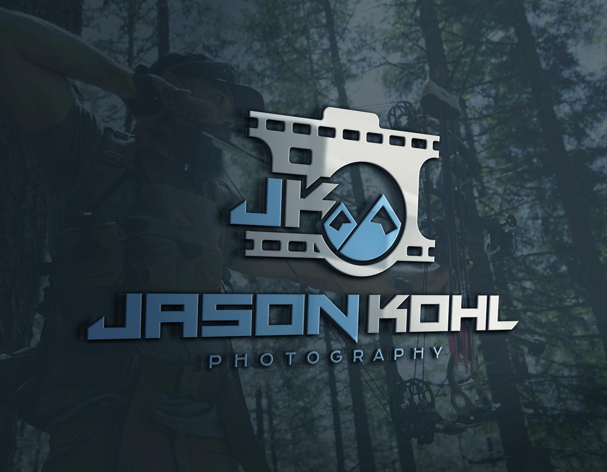Jason Kohl Outdoor Photography Logo Design