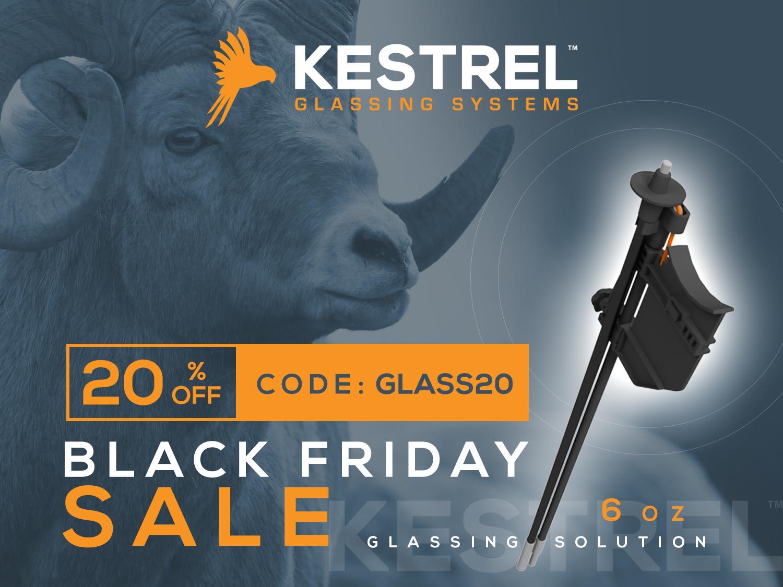 Kestrel Blackfriday Sale 2019