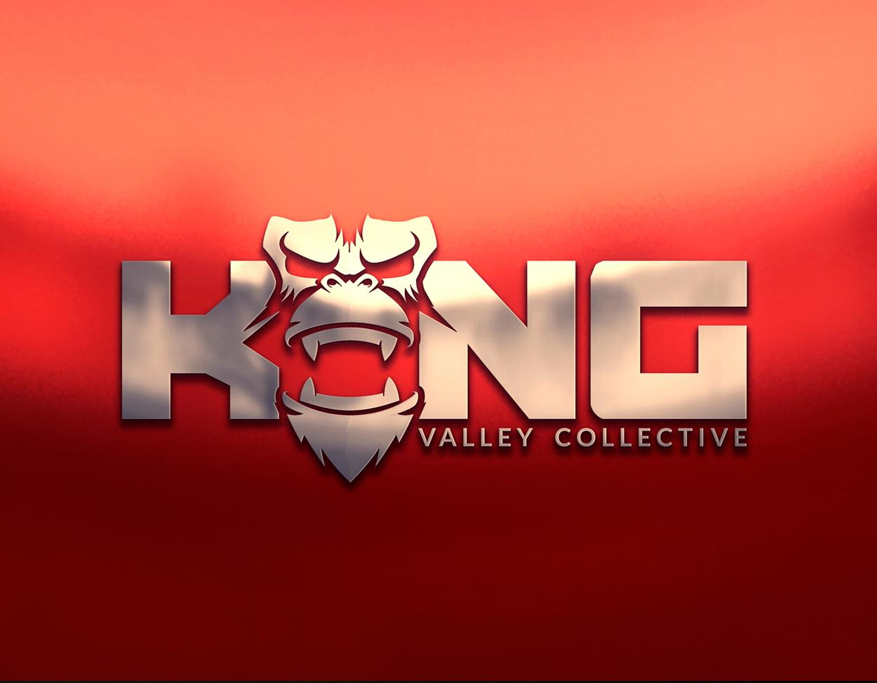 Kong Valley Collective Logo Design