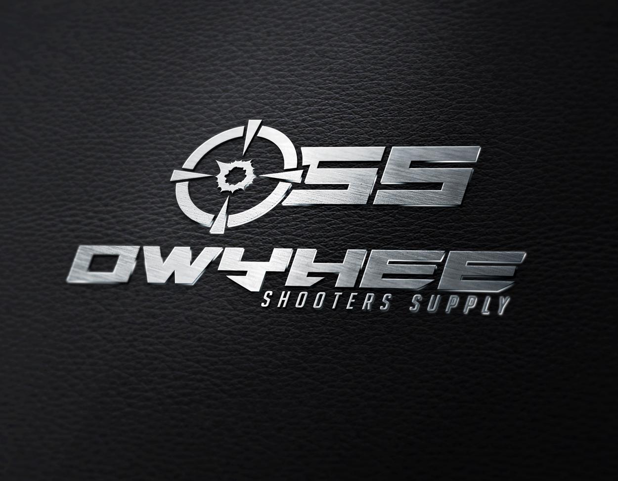 Owyhee Shooters Sluppy Gun Store Logo Design
